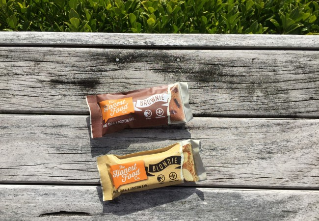 Brownie, Blondie, Protein, Protein Bar, Review, Honest Food Co