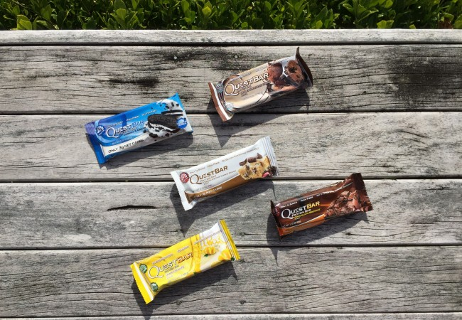Quest Nutrition, Quest Bars, Protein Bars