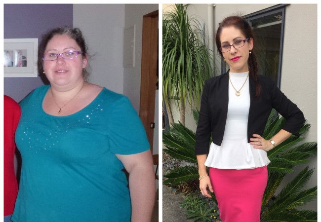 Melissa Peaks, Weight Loss Transformation, Bariatric, Weight Loss, Bariatric surgery before and after, don't underestimate the positive influence you can have on your nearest and dearest, Don't cheat your initial weight loss goal, Don't compare yourself to others on your bariatric journey