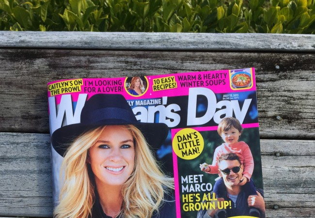 Woman's Day, Melissa Peaks, Melissa Loses It, Media, Article