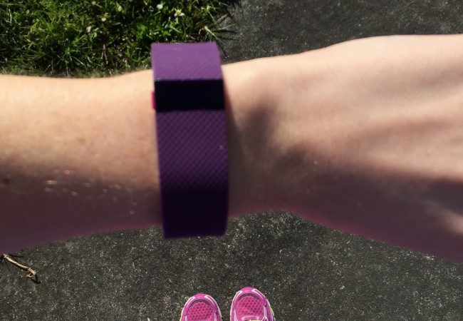 Fitbit Charge HR Review, Fitbit, Melissa Loses It