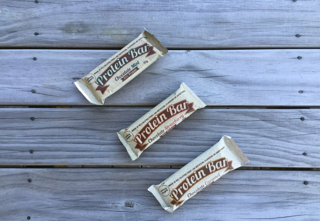 Nothing Naughty's Protein Bars Review