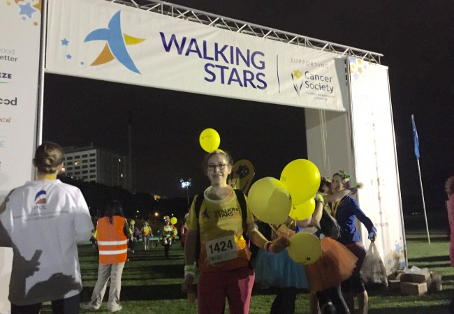 Walking Stars Half Marathon Wrap Up