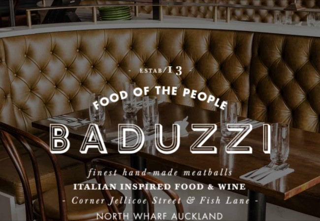 Baduzzi Italian Restaurant Review
