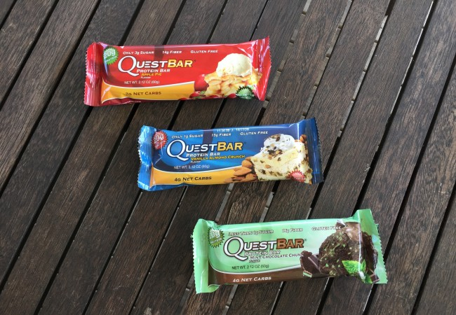 Quest Nutrition Protein Bars Review