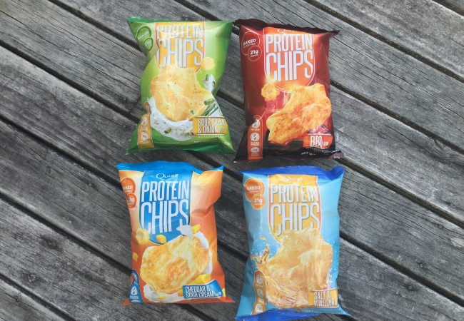 Quest Nutrition Protein Chips Review, Quest Nutrition, Protein chips