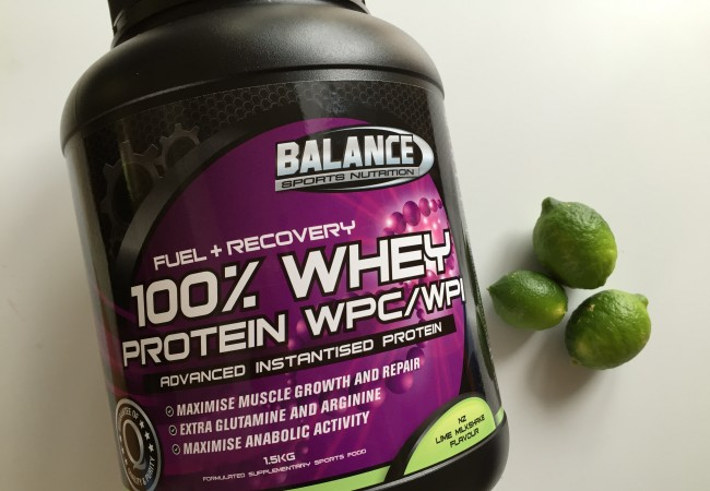 Balance 100% Whey Protein Powder Review