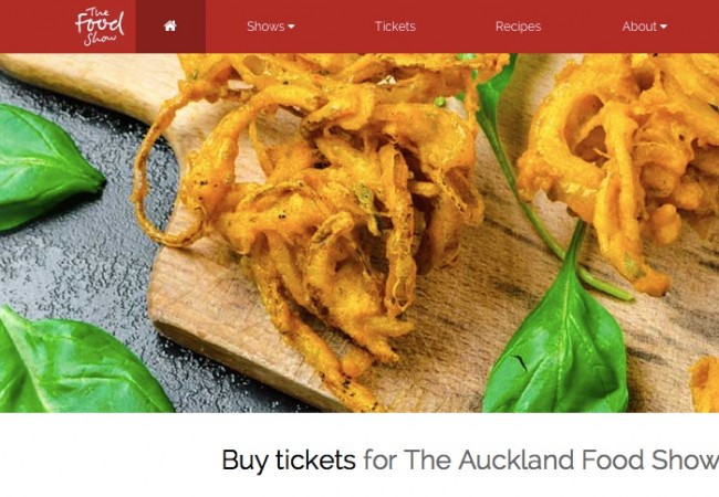 The Food Show Survival Guide, Auckland Food Show