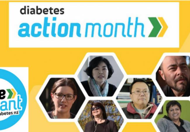 Diabetes Action Month