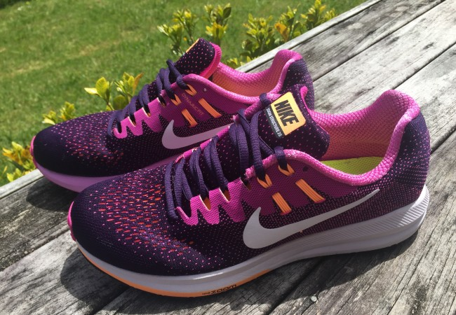 Nike Women's Air Zoom Structure + Shoe Science Review