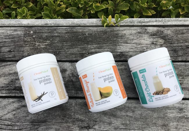 Clean Paleo Island Mango and Light Chocolate protein powder review