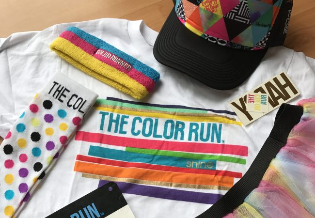 The Color Run Auckland 2017!