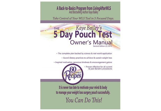 Melissa Does: The 5 Day Pouch Test