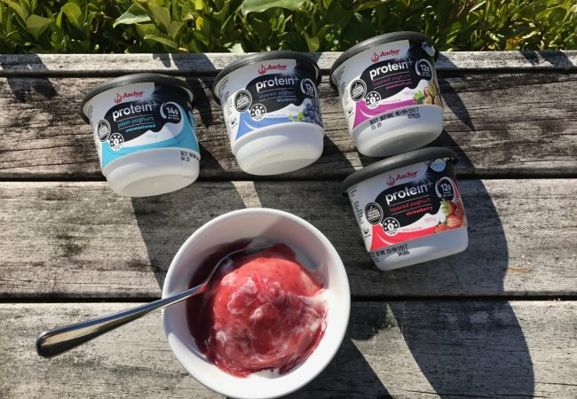 Anchor Protein Plus Yogurt Review
