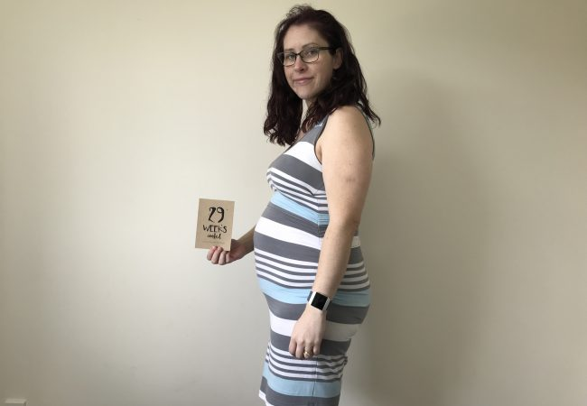 Pregnancy after bypass: Week 29 pregnancy diary