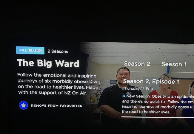 You've watched The Big Ward, now what?