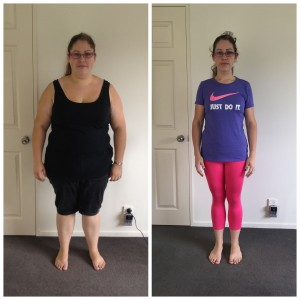 Day before surgery - Goal weight